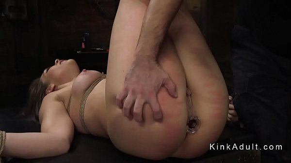 Caning, Caned, Butt plug
