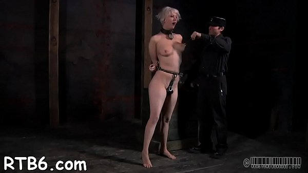 Caning, Handcuffed, Slender