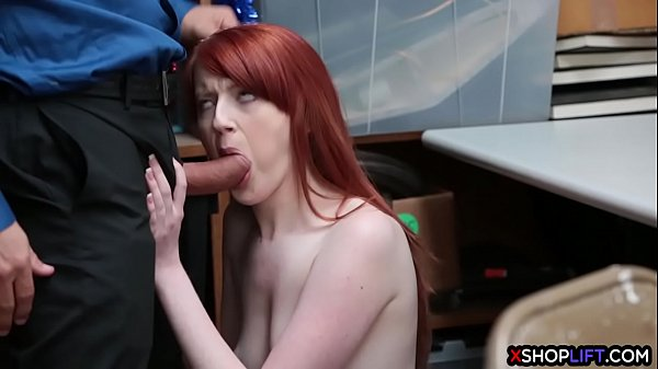 Redhead, Busted