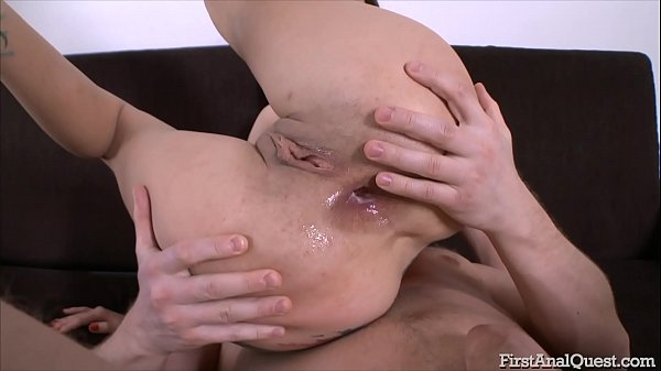 First anal, Helping