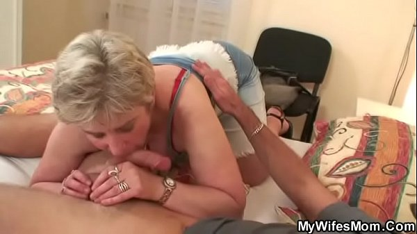 Mother daughter, Old dick