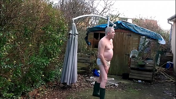 Vintage, Boots, Rubber, Boot