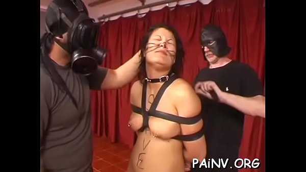 Painful, Tied up