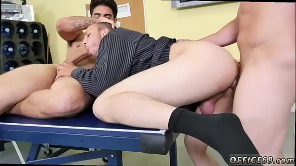 First time, Gay hard