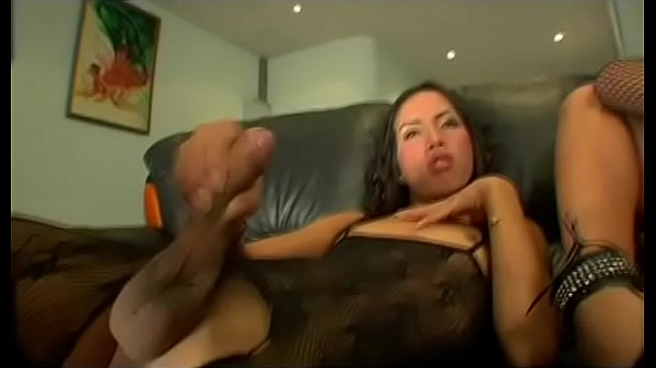 Tranny, Large, Asian tranny, Showing ass