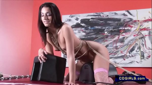 Whipping, Sybian, Roped, Rope