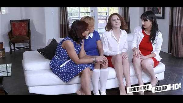 Hot mom, Daughter swap, Swapping, Mom hot