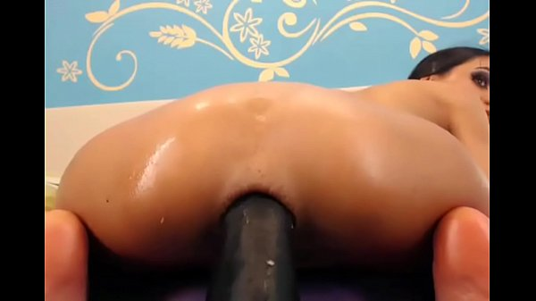 Anal dildo, Anal gape, Anal gaping, Webcam gaping, Inflation, Inflatable