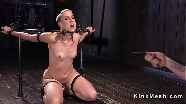 Whipping, Small tits, Whipped